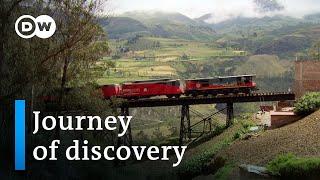 Video Traveling Ecuador by train | DW Travel Documentary MP3, 3GP, MP4, WEBM, AVI, FLV Desember 2018