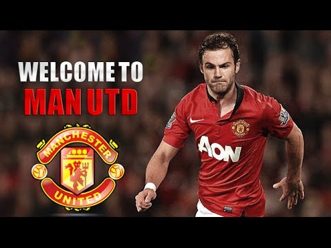 Juan Mata - Welcome To Manchester United | HD