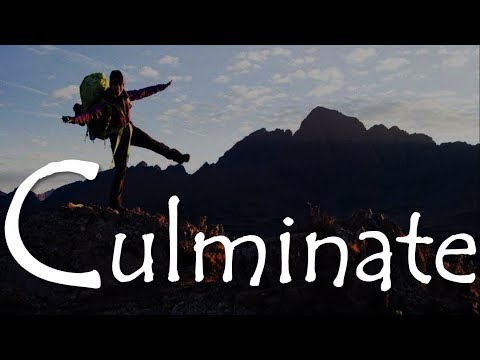 🔴#87 Examiner's most favourite words || Meaning of Culminate with picture, Tricks n Hindi meaning