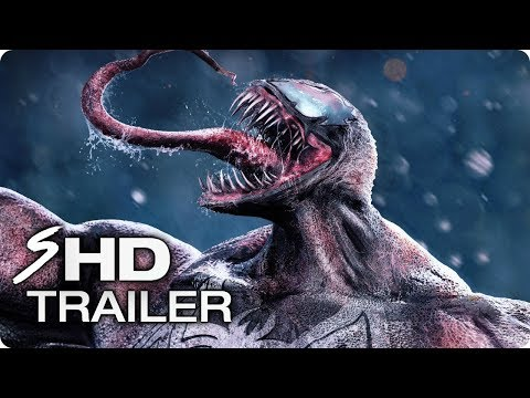 Marvel's VENOM (2018) Full Trailer Concept #1 - Tom Hardy Marvel Movie