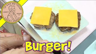 Miniature Cheeseburger & Fresh Potato Chips - American Hamburger! - This video had the most views on Lucky Mini Food.  I wonder if it will do as well here on the Lucky Penny Shop channel.  It looks as though the other videos are doing better on this channel in regards to views then here on LMF.  There is a good chance Audrey and I will enter the kitchen again and post videos on both channels to see how they do.  She misses cooking in the mini food channel and I want to make sure she gets back to what she enjoys doing.  If your a fan of miniature cooking videos, then I hope you enjoy this series of videos.Lucky Penny ThoughtsLPS-DaveLater!▶ About UsLucky Penny Shop is a family-friendly YouTube channel that features videos of kids food maker sets, slime, putty, new & vintage toys, games and candy & food from around the world! There are over 5500 videos!▶ Product InfoMiniature Cheeseburger & Fresh Potato Chips - American Hamburger!Visit us online ▶ http://www.luckypennyshop.com/shop/▶ Watch More VideosKid's Toy Electric Ovens Mini Food Makers - Light Bulb Baking - Toy Stoves & Toy Ranges https://www.youtube.com/watch?v=bUwMjfUKDis&list=PL27_x9U5H26tLH1DP8Q04H9A_Ix6RjVWO&index=1Miniature Food Cooking - Mozzarella Tomato With Basil - Caprese Saladhttps://www.youtube.com/watch?v=_i3CmH6CZNcMiniature French Fries - Loaded With Cheese & Bacon - Vintage Toy Kitchenhttps://www.youtube.com/watch?v=EqJBJd2hqScVintage Cotton Candy Junior Chef See-It-Spin Cotton Candy Maker https://www.youtube.com/watch?v=se4WG6BzssM▶ Follow UsTWITTER  http://twitter.com/luckypennyshop FACEBOOK  http://www.facebook.com/LuckyPennyShopINSTAGRAM  http://instagram.com/LuckyPennyShopGOOGLE+  https://plus.google.com/+luckypennyshopPINTEREST  http://www.pinterest.com/luckypennyshop/LPS WEBSITE  http://www.luckypennyshop.com/Sound Effects by http://audiomicro.com/sound-effectsThis video is not intended as an endorsement of the product shown. We were not paid or provided other non-monetary advantages or i