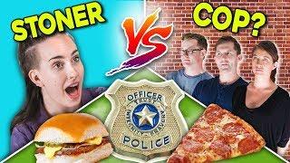 Video Can Stoners Spot The Cop? MP3, 3GP, MP4, WEBM, AVI, FLV Agustus 2019