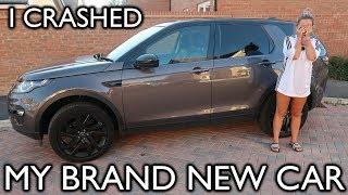 Video I CRASHED MY BRAND NEW CAR | SUNDAY VLOG | Lucy Jessica Carter MP3, 3GP, MP4, WEBM, AVI, FLV Oktober 2018