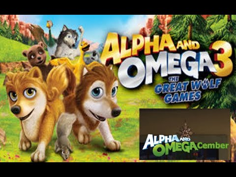 Alpha and Omega Cember Alpha and Omega 3: The Great Wolf Games (audio only)