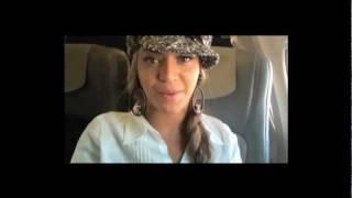Beyoncé cries about missing Jay-Z