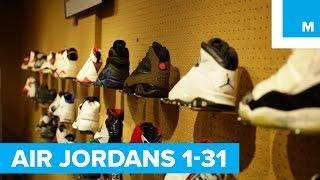 Video The Evolution of the Air Jordan, 1-31 MP3, 3GP, MP4, WEBM, AVI, FLV Mei 2019