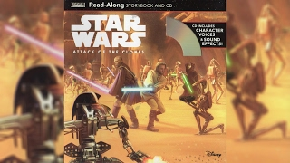 Video 2017 Star Wars Attack of the Clones Read-Along Story Book and CD MP3, 3GP, MP4, WEBM, AVI, FLV April 2018