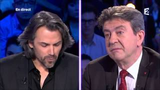 "Video Aymeric Caron traité de ""branleur"" par Jean-Luc Mélenchon On n'est pas couché #ONPC MP3, 3GP, MP4, WEBM, AVI, FLV Mei 2017"