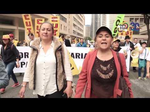 Video: 30 Años de la CUT – Central Unitaria de Trabajadores de Colombia