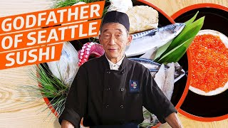 How Master Sushi Chef Kashiba Brought Sushi to Seattle — Omakase by Eater