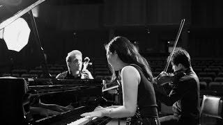 Violin - Fox Chan Cello - Jonathan Békés Piano - Ying Ho.