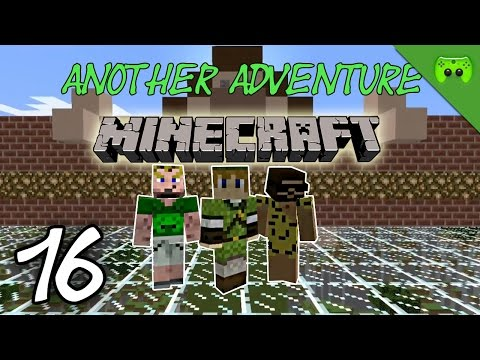 MINECRAFT Adventure Map # 16 - Another Adventure «» Let's Play Minecraft Together | HD