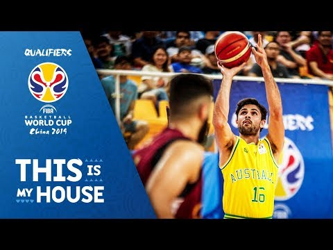Qatar v Australia - Full Game - FIBA Basketball World Cup 2019 - Asian Qualifiers