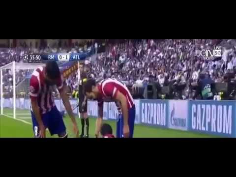 Real Madrid vs Atletico Madrid UEFA Champions League final 28 May 2016