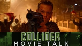 Collider Movie Talk - New Jason Bourne TV Spot, Avengers Composer Back, & Live Twitter Questions by Collider