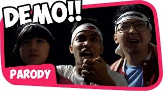 Video DEMO PANAS with Cindy Gulla !! [kompilasi parodi] MP3, 3GP, MP4, WEBM, AVI, FLV Desember 2017