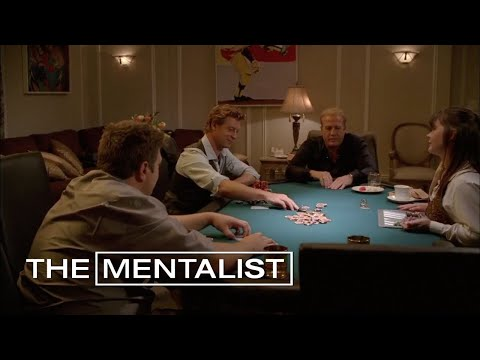 High Stakes Poker, Part 1 | The Mentalist Clips - S1E06