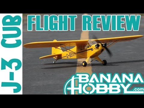 J-3 Cub FMS | Flight Review | Flight Trainer