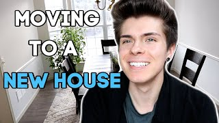 I'm Moving!...again by Tyler Rugge