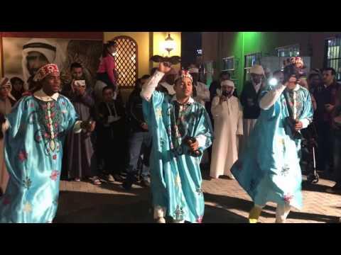 """Gnawa lila : Maalem Abdessamad Qalam """"Laada"""""""