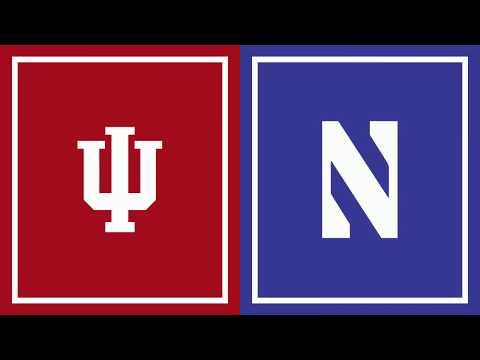 Highlights: Indiana Hoosiers vs. Northwestern Wildcats | Big Ten Basketball