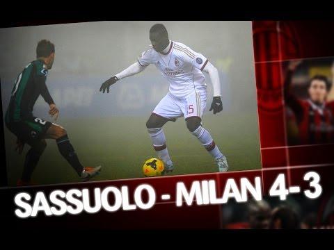 pes 2013 ac milan vs sassuolo - photo#44