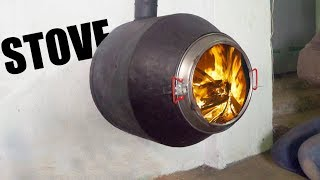 Nonton Suspended Wood Stove using a Concrete Mixer Film Subtitle Indonesia Streaming Movie Download