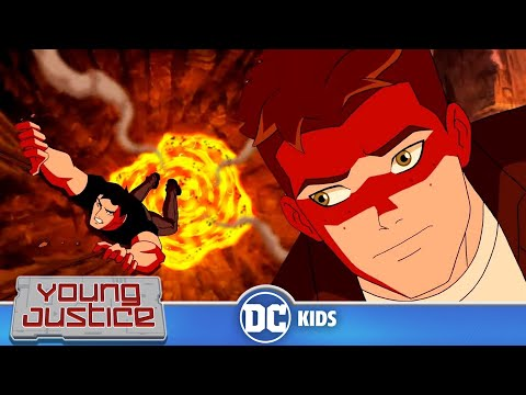 Young Justice | Magic VS Science | DC Kids