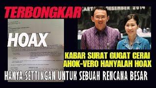 Download Video AKHIRNYA TERBONGKAR SURAT CERAI AHOK KE VERO HANYALAH HOAX MP3 3GP MP4