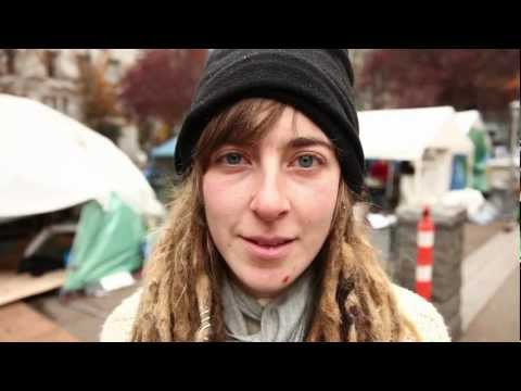 Occupy Movement: Show Me Your Face
