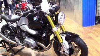 10. 2018 BMW NineT Special Lookaround Le Moto Around The World