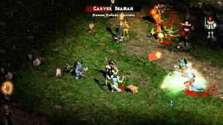 Diablo 2 videosu