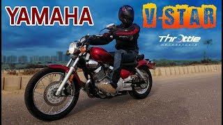 5. Yamaha V-Star 250 at Throttle Motorsports
