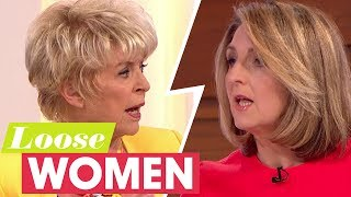 Subscribe now for more! http://bit.ly/1VGTPwA As the debate over Charlie Gard's care continues, Gloria and Kaye get into a very heated discussion over whether it's right to keep loved ones on life support. From series 21, broadcast on 14/07/2017Like, follow and subscribe to Loose Women!Website: http://bit.ly/1EDGFp5YouTube: http://bit.ly/1C7hxMyFacebook: http://on.fb.me/1KXmWdcTwitter: http://bit.ly/1Bxfxtshttp://www.itv.comhttp://www.stv.tv