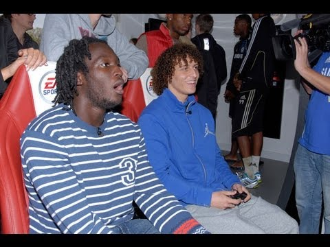 fifa 12 tournament - See more Pro Player Tournaments http://bit.ly/wXUlL6 There was plenty of banter on display at Chelsea's training ground but who was the best at FIFA 12? Find...