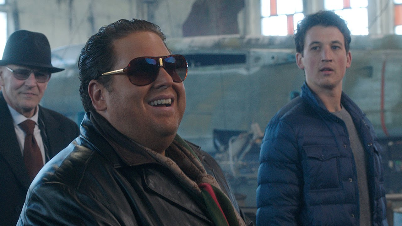 Sex, Drugs, Money, Corruption & the American Dream. Watch Miles Teller & Jonah Hill as gun runners in 'War Dogs' with Bradley Cooper