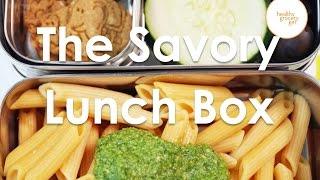 Savory Lunch Box