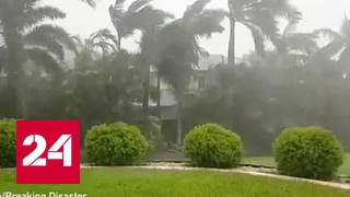 """К Австралии приближается разрушительный циклон """"Дебби"""""""