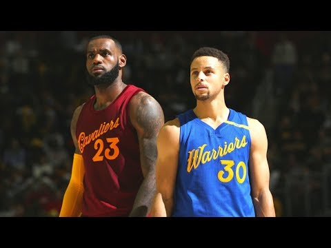 Video: NBA All Star Captains Duel! : LeBron James vs Stephen Curry
