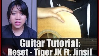 Watch my cover here: https://www.youtube.com/watch?v=OyoftBMhig0I decided to make a quick tutorial, since people requested this. I hope my explanations were clear and easy to understand. Like. Comment. Subscribe! :]The chords are   Dm  Bb  F  C ..they just repeat throughout the songIntro:e ----------------------8-8-------------------------------------B ---------------------------6-6-8-8-------------------------G  7h9s10 --------------------------10s9-9-------------D ---------------7-7-------------------------------7-10----A ----------------------------------------------------------------E ----------------------------------------------------------------e ---------------------------------------------------------------------B -------------------------------------------------------13----------G  7h9 ---10-------------10-------------10-------------10------D --------------- 12-----------12---------------12-----------12--A ----------------------12------------12----------------------------E ---------------------------------------------------------------------e ----------------------------------------------------------------------B ---13-------------13--------8-------------8---------8------------G  --------10-----------10------10-----------10--------10-9---D ----------------12------------------10-----------10---------------A ----------------------------------------------------------------------E ----------------------------------------------------------------------Instagram: Kristinemay13(new account) km.kpopacousticFacebook.com/kristinemay13**** FAQ (Frequently asked questions) ****Q: Are you Korean?A: Nope Q: How do you know Korean?A: I actually don't, but I'm currently trying to learn. :)Q: Where do you get the chords?A: I learn the songs by ear.