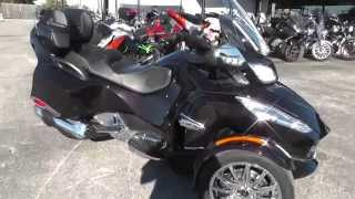 10. 006284 - 2013 Can Am Spyder RTS-SE5 Limited - Used Can Am For Sale