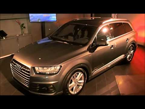 2016 Audi  Q7 (in detail)