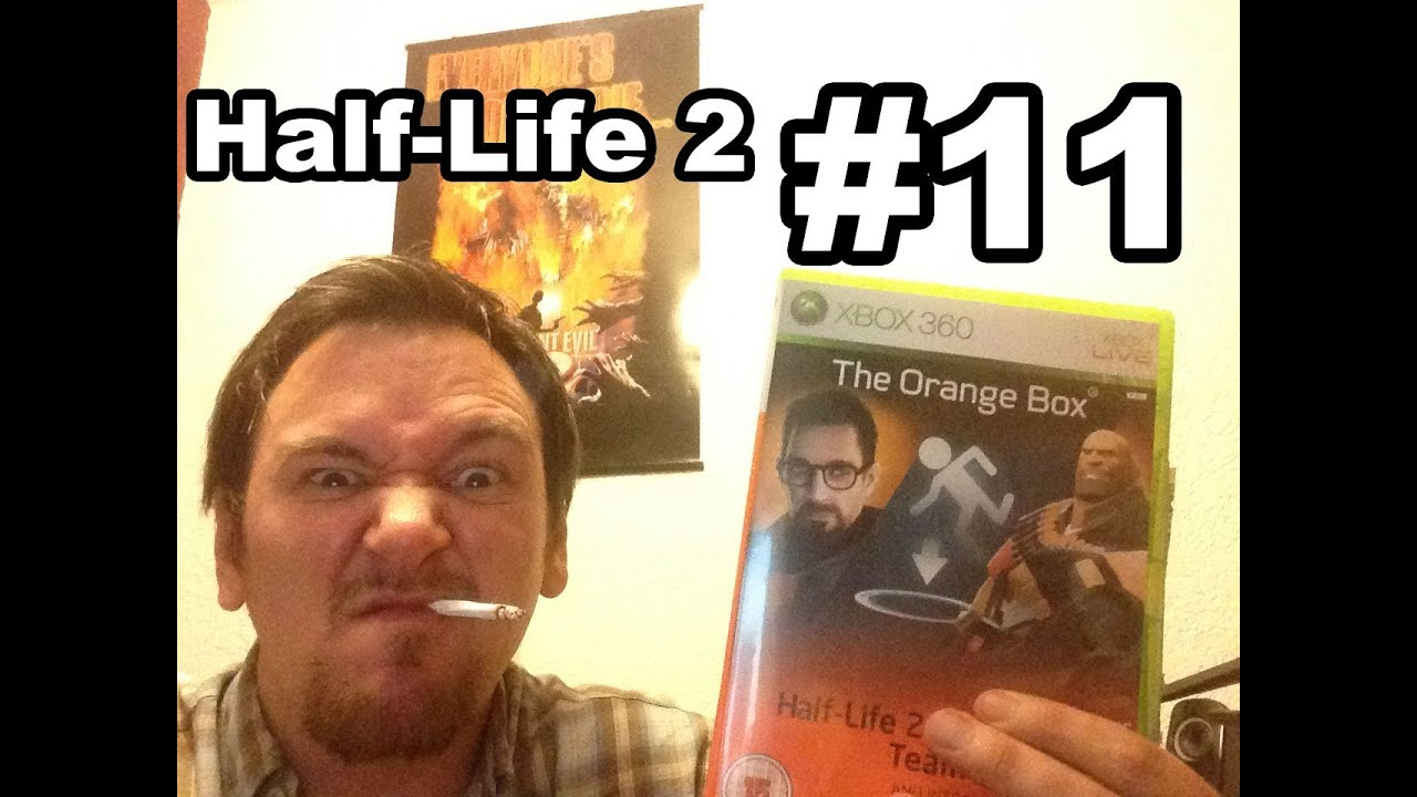 Speedy Renton: Half-Life 2 (Part 11)