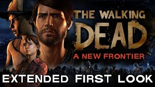 The Walking Dead: A New Frontier Extended First Look