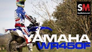8. Yamaha WR450F 2015: Prueba Enduro