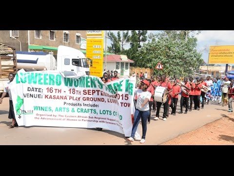 EASSI Luweero Women's Trade Fair