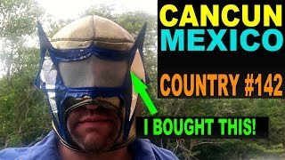 We fly to Cancun and travel down to Playa del Carmen. We visit the town and also take a ferry over to Cozumel Island. Then we take a trip to Chichen Itza to see the ruins.