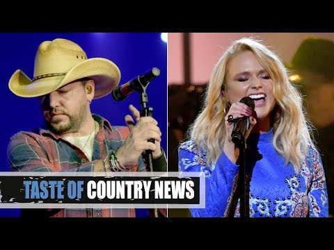 Video Miranda Lambert Freaked Out Over Jason Aldean Duet download in MP3, 3GP, MP4, WEBM, AVI, FLV January 2017