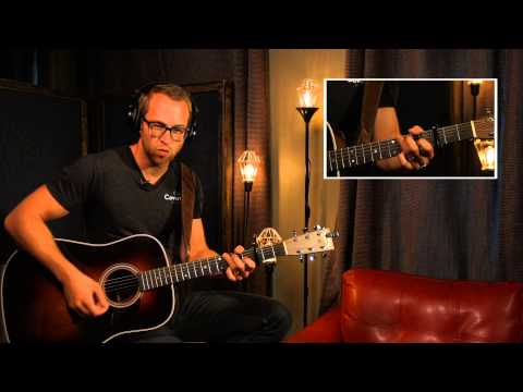 Let the Name of Jesus Reign: from Covenant Worship (Official Acoutic Guitar Tutorial)