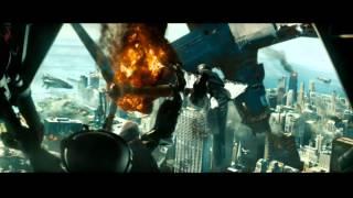 Transformers: Dark Of The Moon Clip (13/19) NEST Skydive Scene